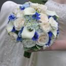130x130 sq 1459656767743 bb0432 rose lily blue hydrangea and belladonna bou