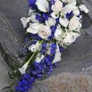 130x130 sq 1459656772610 bb0551 horizon blue and white cascading bouquet