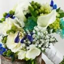 130x130 sq 1459656818113 bb0964 green white and blue garden brides bouquet