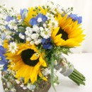 130x130 sq 1459657048340 bb0885 blue and yellow brides bouquet