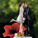 130x130 sq 1420311026451 cake topper kiss   copy   copy