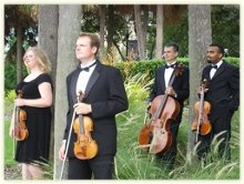 Alafia String Quartet photo