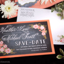 130x130 sq 1463151795425 vintage chalkboardweddinginvitationcbwa05
