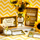 130x130 sq 1463152033281 rusticsunflowermasonjarweddinginvitation 7