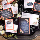 130x130 sq 1463152188 034517153a5a573b 1463151852029 vintage chalkboardweddinginvitationcbwa01