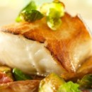 130x130 sq 1484609053305 alaskan cod brussels sprouts bacon fingerling pota