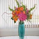 130x130 sq 1313506933190 talltropicalcoloredbuffetpiece
