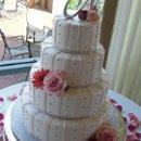 130x130 sq 1313518548368 pinkcakewithflowers