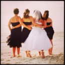 130x130 sq 1394564780474 girls and bride with ankle lei