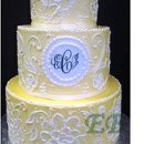130x130 sq 1327427688120 weddingcake11