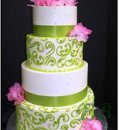 130x130 sq 1327427992430 weddingcake13
