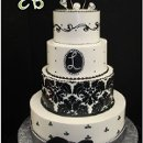 130x130 sq 1359565577116 weddingcake279a