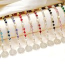 130x130 sq 1206130515375 crystal bracelet colors bridesmaid!