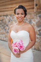 Ayari's Brides - airbrush makeup, hair styling, and hair extensions photo