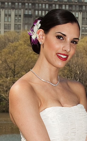 photo 38 of Ayari's Brides - airbrush makeup, hair styling, and hair extensions