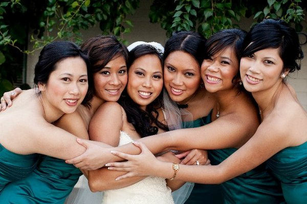 photo 14 of Ayari's Brides - airbrush makeup, hair styling, and hair extensions