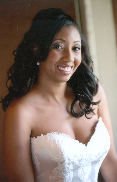 photo 15 of Ayari's Brides - airbrush makeup, hair styling, and hair extensions
