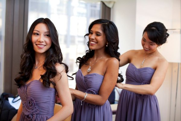 photo 11 of Ayari's Brides - airbrush makeup, hair styling, and hair extensions