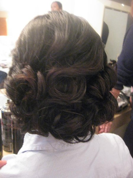 photo 52 of Ayari's Brides - airbrush makeup, hair styling, and hair extensions