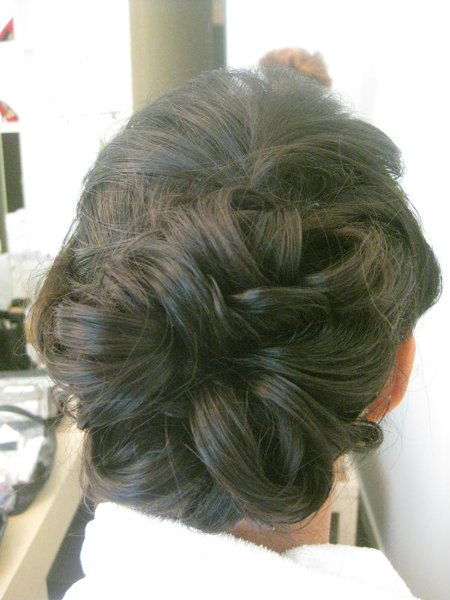 photo 53 of Ayari's Brides - airbrush makeup, hair styling, and hair extensions