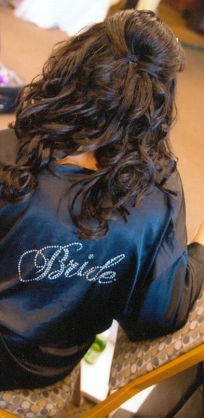photo 54 of Ayari's Brides - airbrush makeup, hair styling, and hair extensions