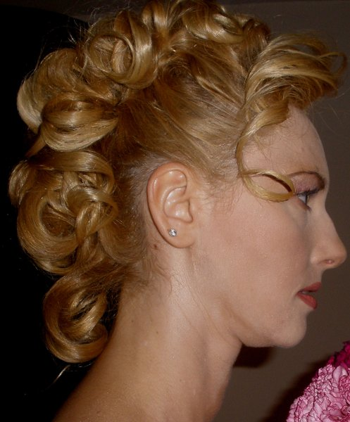 photo 55 of Ayari's Brides - airbrush makeup, hair styling, and hair extensions