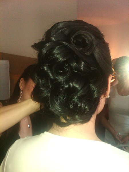 photo 63 of Ayari's Brides - airbrush makeup, hair styling, and hair extensions