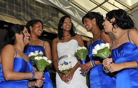 photo 66 of Ayari's Brides - airbrush makeup, hair styling, and hair extensions