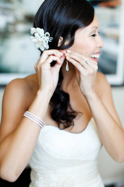 Ayari's Brides - airbrush makeup, hair styling, and hair extensions