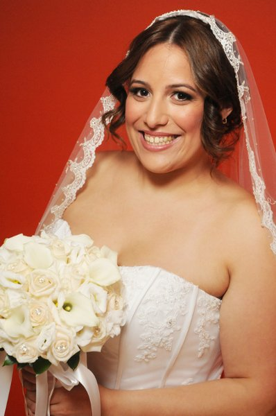 photo 37 of Ayari's Brides - airbrush makeup, hair styling, and hair extensions