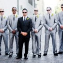 130x130 sq 1370971662586 scarlett stephen groom groomsmen