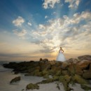 130x130 sq 1381878535166 bride on the rocks at sunset