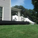 130x130 sq 1384791237724 lyman sailcloth tent the front of the mansio