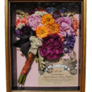 130x130 sq 1404326676011 bouquet shape shadow box