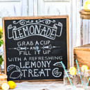 130x130 sq 1427492615323 lemonade chalkboard