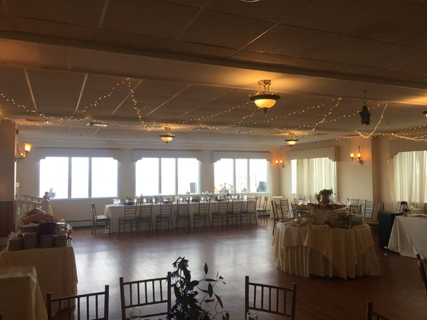 The Elks At Bass Rocks Gloucester Ma Wedding Venue