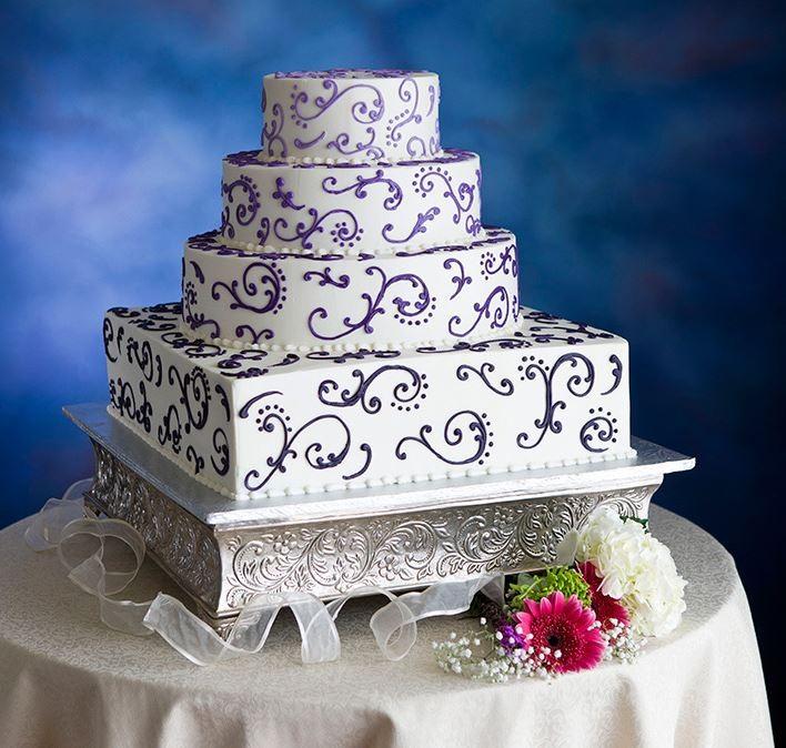 Sorellas Homemade Baked Goods Wedding Cake Livonia Mi