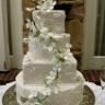 Cake Decorating Classes Near Charlotte Nc : Cake Expressions by Lisa, Wedding Cake, North Carolina ...