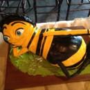 130x130 sq 1382752801054 bee cake