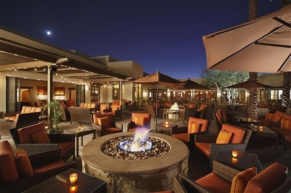 Jw Marriott Camelback Inn Scottsdale Venue Paradise