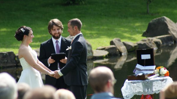 photo 2 of Columbus Wedding Officiants