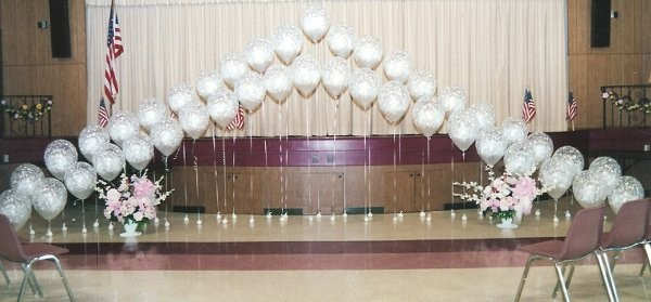 Charleston wedding decor lighting reviews for decor lighting charleston balloon company llc junglespirit Image collections