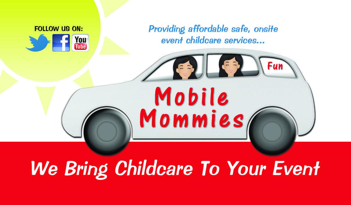 Mobile Mommies Llc Event Childcare Service Unique
