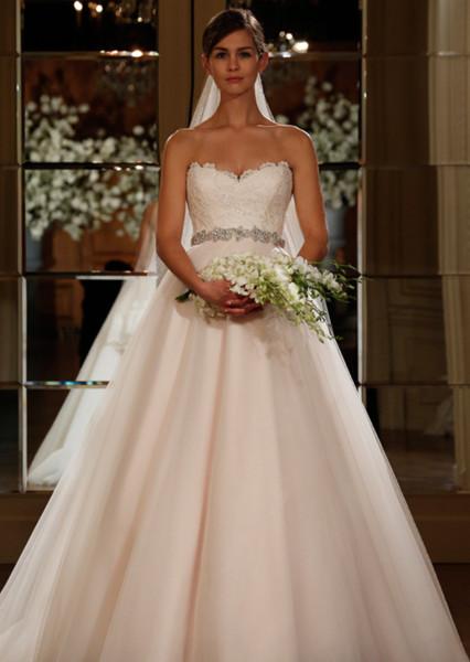 The Wedding Studio Carmel In Wedding Dress