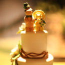 130x130 sq 1381379861671 dinosaur wedding cake topper