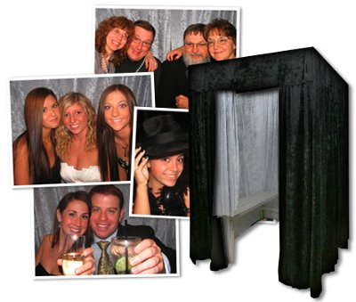 Boardwalk Photo Booth Rentals
