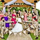 130x130 sq 1366262667360 bright bridal party at pergola