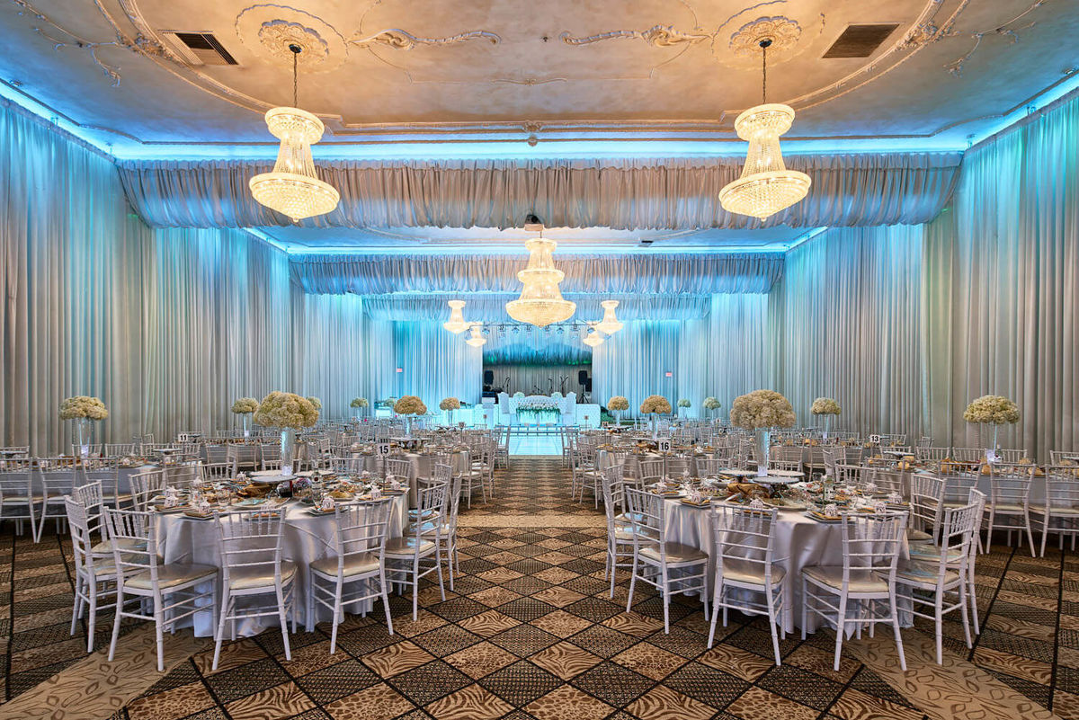 Royal Palace Banquet Hall - Venue - Glendale  Ca