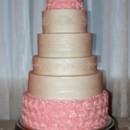 130x130 sq 1425838496605 pink rosette