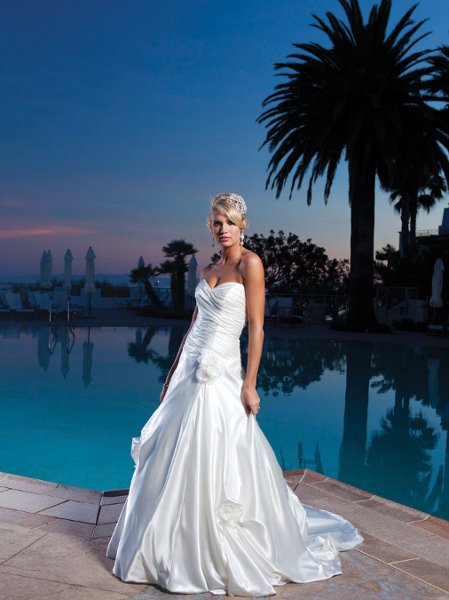 Kathy Ireland Wedding Dress Photos By Kathy Ireland